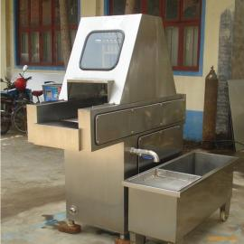 QYS-200型带骨盐水注射机,200针肉制品注射腌制机