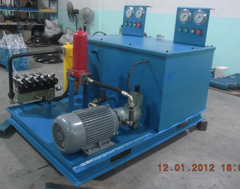 上海油缸试验台液压缸测试工作台图片