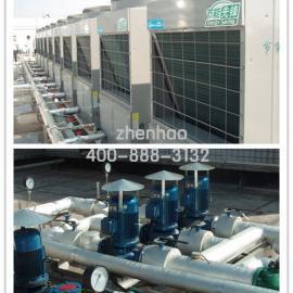 谢岗美的商用空气能热水器东莞宾馆、酒店、员工宿舍中央热水系统