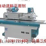 刨床类木工平面刨、上海平刨厂家直销、木工自动平面刨功能