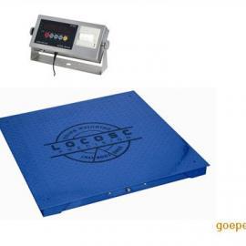 不干胶打印电子地磅|鑫仓带打印功能地磅|上海地磅秤