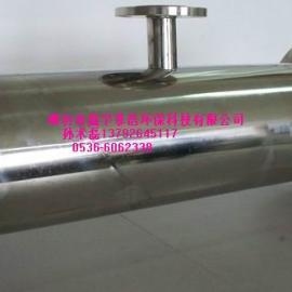 供应管式静态混合反应器不锈钢混合器原理
