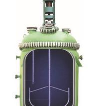 搪瓷反应釜,搪玻璃反应罐,广州反应釜