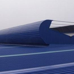 6000型中脊自然通风气楼