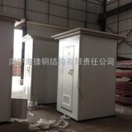 工地免水型环保厕所  泡沫环保厕所的厂家价格