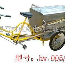 保洁车-不锈钢人力脚踏式保洁车-垃圾清运环卫保洁车