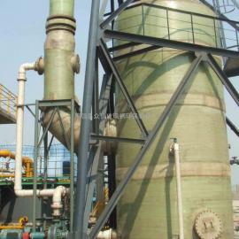 北京安全玻璃酸雾清灰塔/安全玻璃活性炭吸收塔厂家