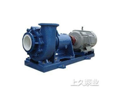 UHB型耐腐耐磨砂浆泵