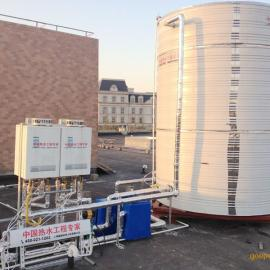 林内牌燃气热水锅炉 热水工程 燃气壁挂炉采暖工程