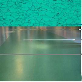 江门 中山开平防静电工业地坪 工业PVC胶地板