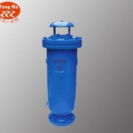 SCAR污水复合式排气阀,铸铁污水复合式排气阀