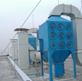 珠海滤筒除尘器厂家