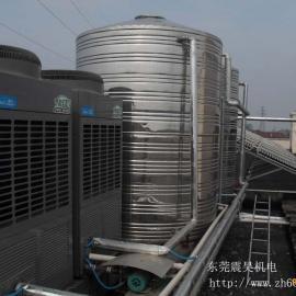 美的空气能热水器销售|东莞热水系统安装商