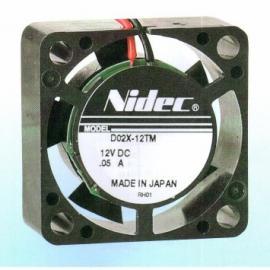 NIDEC冷却风扇D02X系列