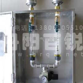 压风供氧减压,流量控制箱