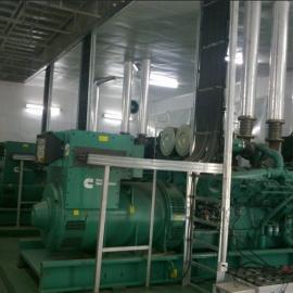 发动机房噪声治理工程,绿深环境