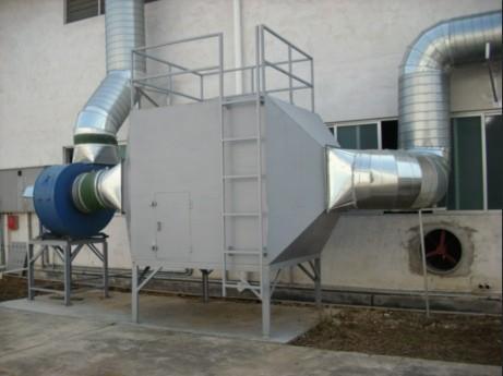 广东活性炭有机废气净化塔
