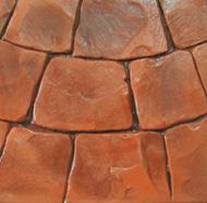 拜石供应内蒙陕西艺术压印地坪-压印混凝土-水泥压印路面材料