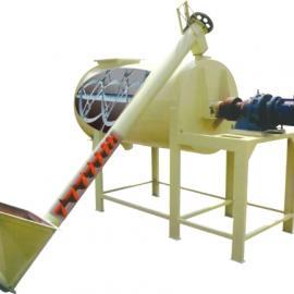 广州卧式饲料混料机