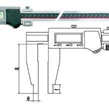 IP66防水数显卡尺
