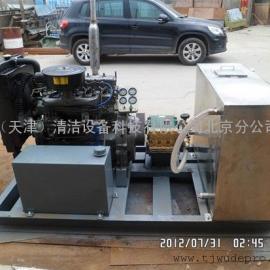 市政下水道清洗机/柴油机驱动下水管道高压清洗机