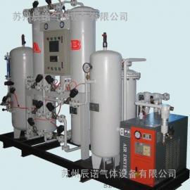 塑料粒子行业专用制氮机
