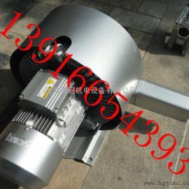 橡胶机械专用高压风机,多段式高压鼓风机选型参数。