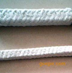 雅安市陶瓷盘根-乐山市陶瓷纤维方编绳-河北陶瓷纤维绳厂家