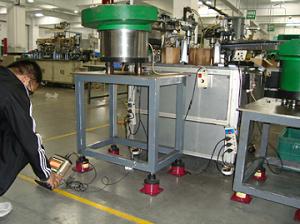 震动送料机防震垫