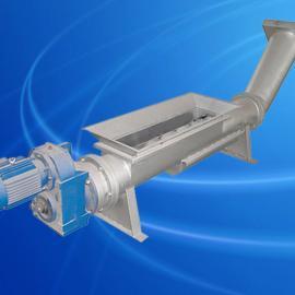 耐高温螺旋物料输送压榨一体机