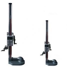 单柱带手轮电子数显高度尺