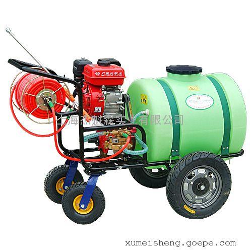 160升L手推打药机、汽油动力打药机、高压喷雾器