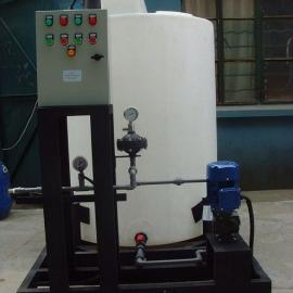 锅炉水加药装置