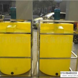 PE桶加药装置