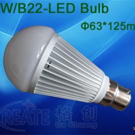 12W LED球泡灯