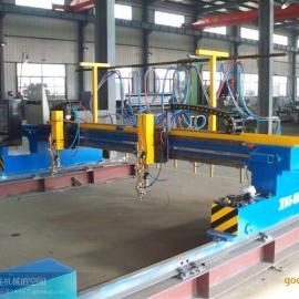 H型钢切割下料机CNC4000型数控切割机