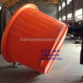 可叉�塑料�A桶2000升,可叉�周�D桶