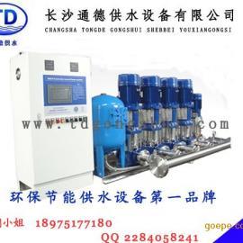 绥化深井变频供水设备 全自动加压设备原理