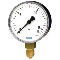WIKA波登管压力表111.10
