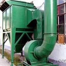 LFD型机械回转反吹扁布袋除尘器