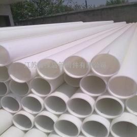 厂价零售绿岛牌FRPP管,规格DN15-DN1000;色调;苍黄;定尺5米