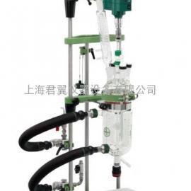 双夹套玻璃反应釜(反应器)