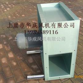 CDF-I单吸前倾多翼式厨房排烟离心风机