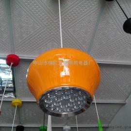 冬瓜LED吊线灯 LED线吊灯 LED冬瓜灯 厂家直销