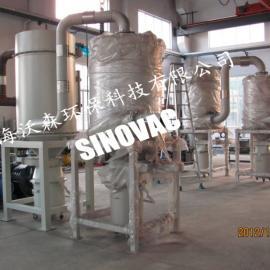 SINOVAC 上海 滤芯式工业吸尘系统