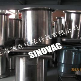 SINOVAC上海工业吸尘真空清扫系统