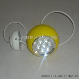 7W苹果灯 LED吊线灯 苹果吊线灯 室内装饰灯