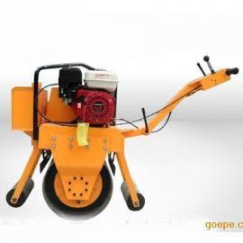 手扶式单轮压路机 振动压路机 小型压路机 汽油单轮压路机
