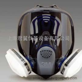 3M双滤盒防护面罩