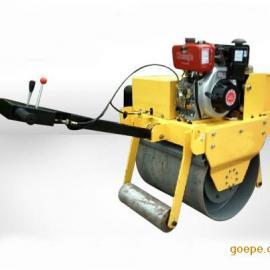 山东的手扶单轮重型(柴油)压路机 大轮径单轮压路机